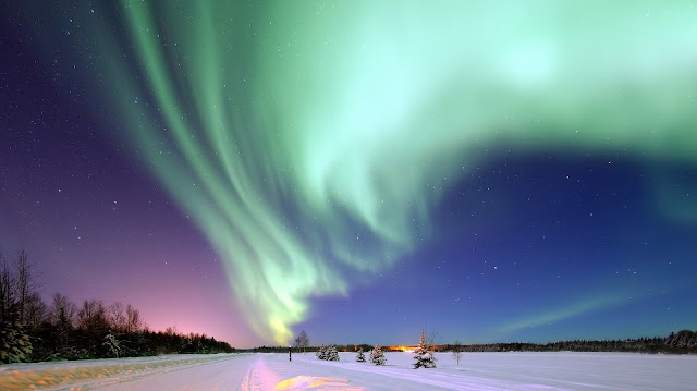 Alaska, US | 9 Best Christmas and New Year Vacation Spots for Families