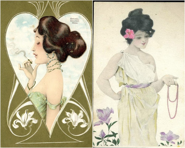 The Art of Raphael Kirchner