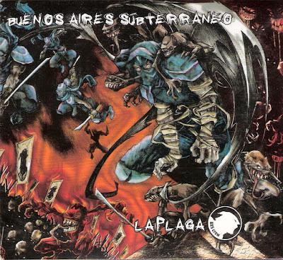 Buenos Aires Subterraneo - La Plaga