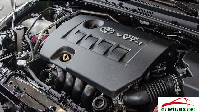 Đánh giá xe Altis V Sport 2018 tại Toyota Hùng Vương ảnh 15