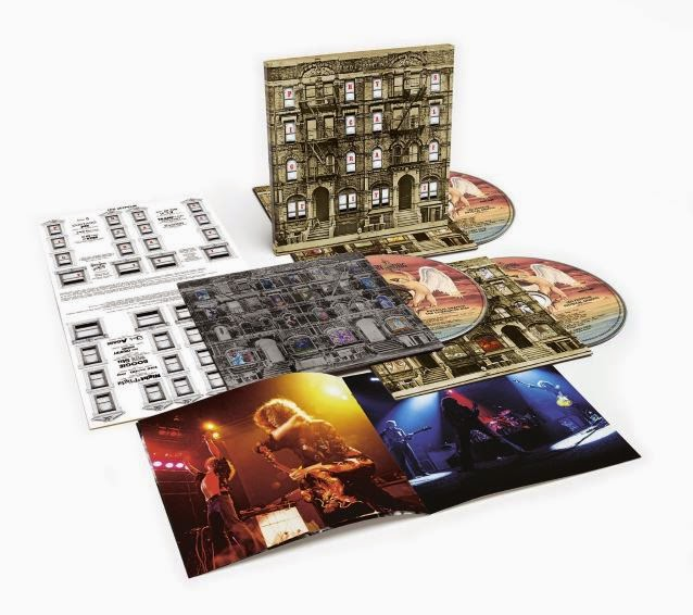 Led Zeppelin - Physical Graffiti - ristampa