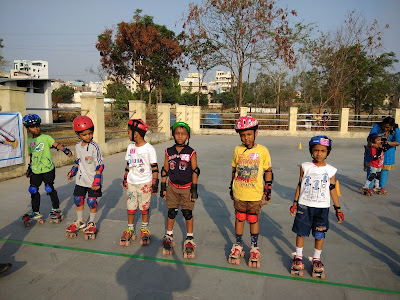 skating classes at secunderabad