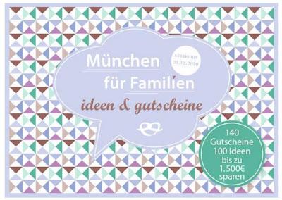 Gewinnspiel: Familiengutscheinbuch für Berlin, Köln und München