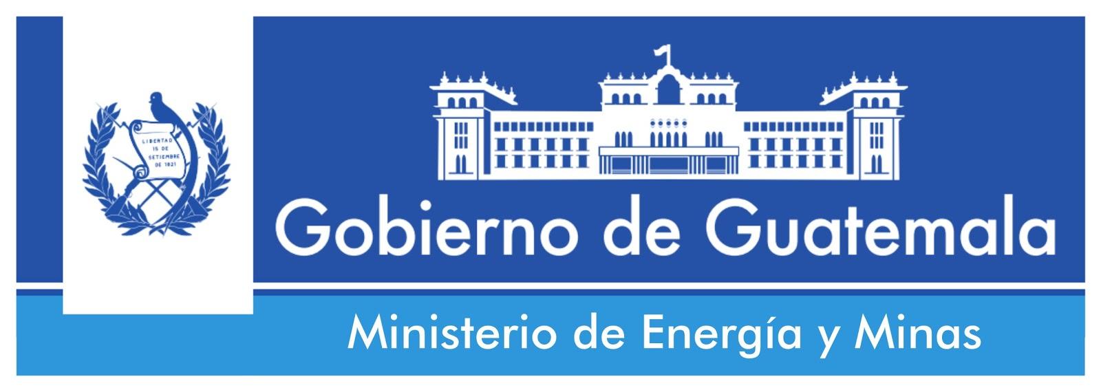 2016 matriz energ tica en guatemala for Ministerio de consumo