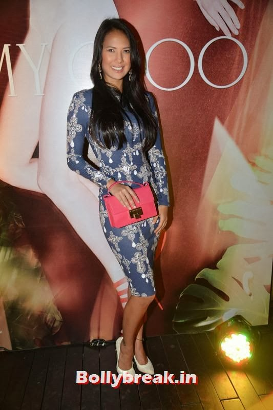 Rochelle Rao, Evelyn Sharma, Lisa Haydon & Sophie Choudry Spotted at Jimmy Choo's Women's Day Celebrations