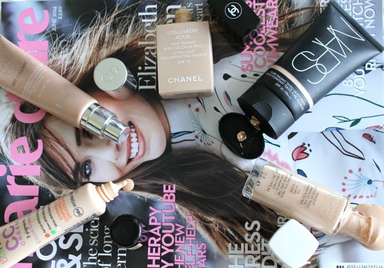 Favourite Spring & Summer Foundations