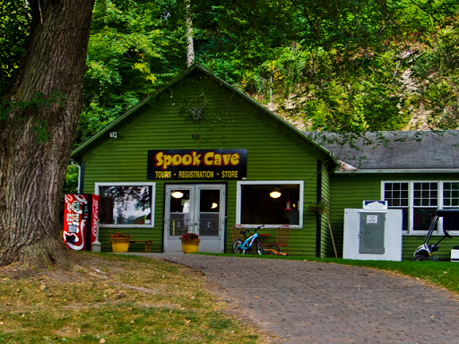 Spook Cave - Mcgregor Iowa