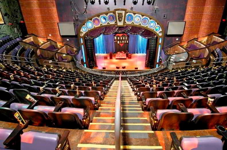 Showboat Hotel Atlantic City NJ Wedding Venue