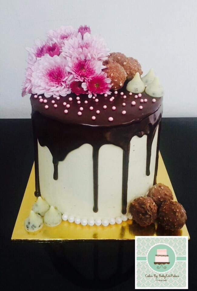 Flair Cakes Sisters: Drip cake
