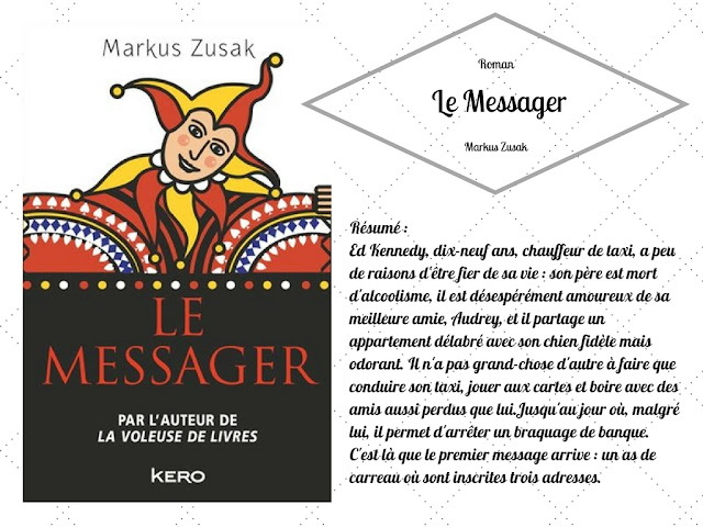 Markus Zusak Le Messager