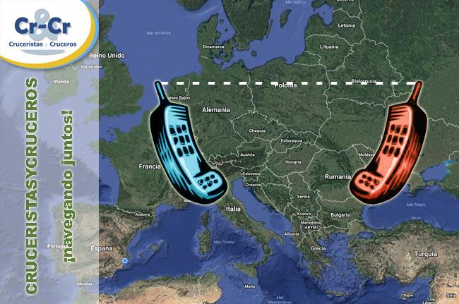 Fin del roaming en los países de la Unión Europea Roaming