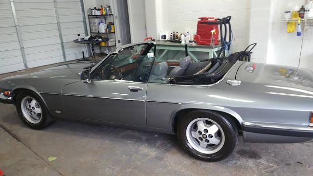 Daily Turismo Hess Amp Eisenhardt 1988 Jaguar Xj S V12
