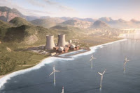 Fin de l'épopée de l'énergie à Fukushima