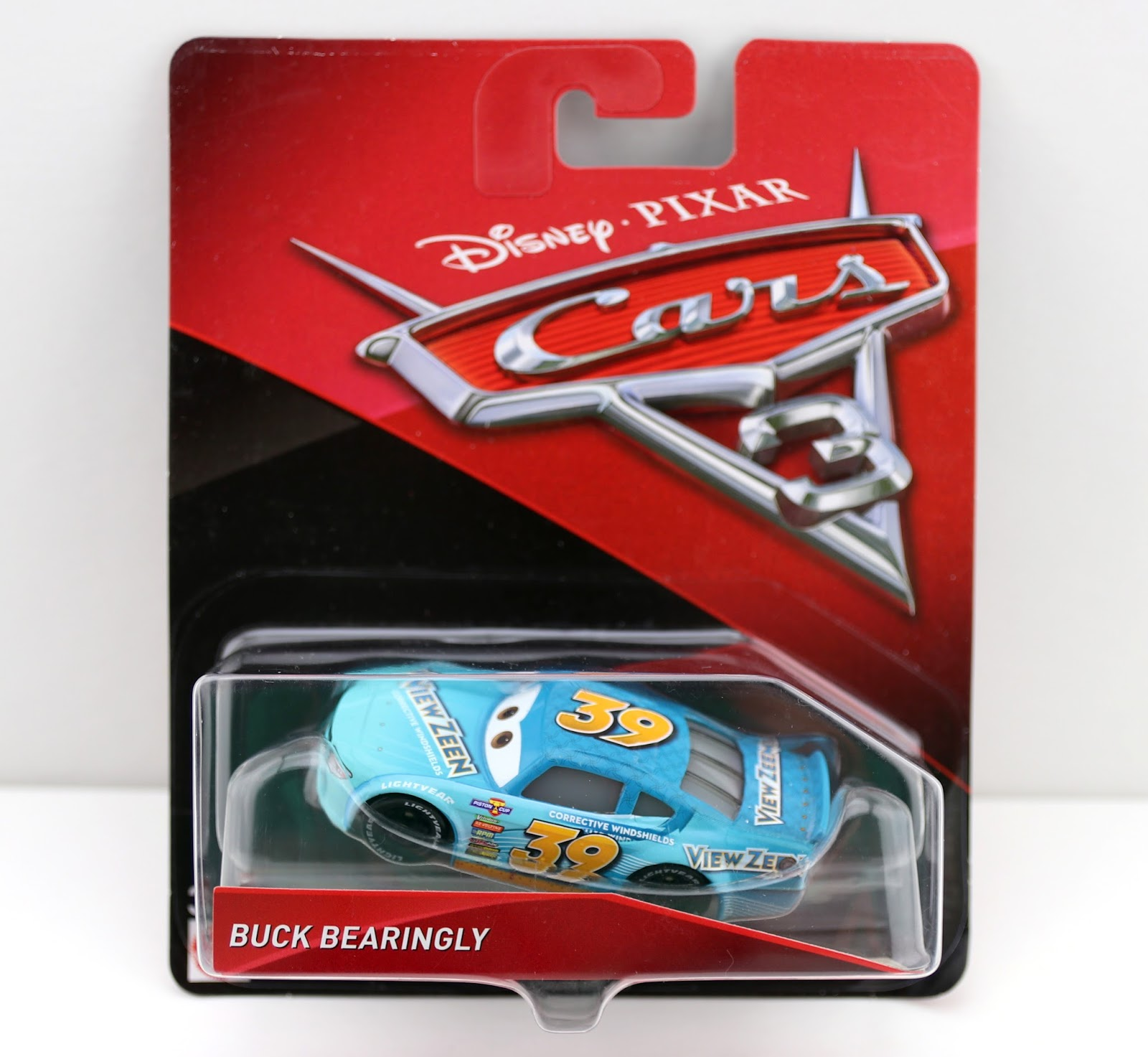 Cars 3 Buck Bearingly (View Zeen) mattel