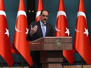 Δεν θα παραδώσουμε το Αφρίν στη Συρία λέει ο εκπρόσωπος του Ερντογάν