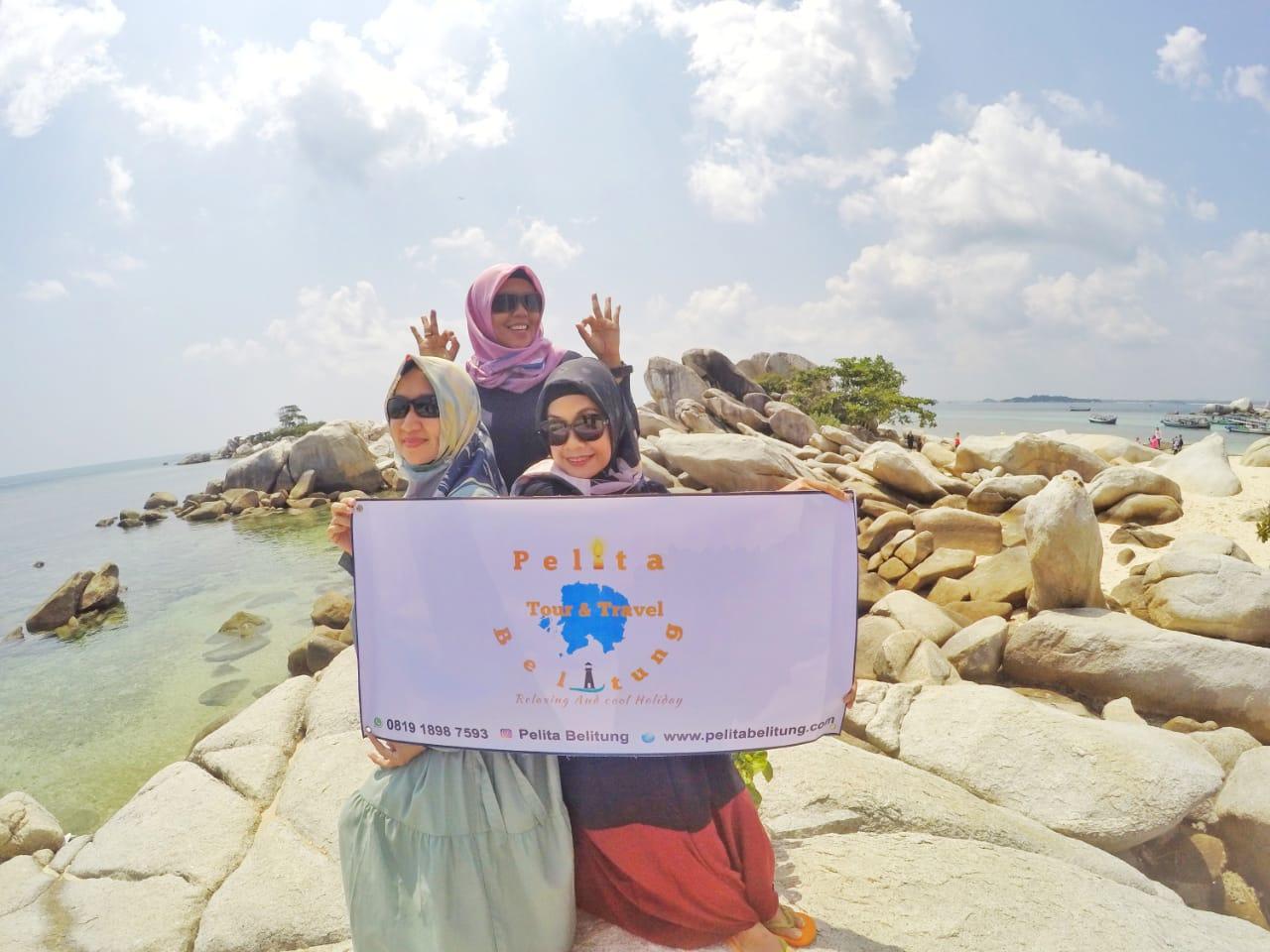 Paket Tour Belitung 2d1n Wisata Pelita Trip Pulau Pelangi 2d 1n Non Dive