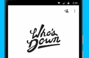 Google搞神秘?! 只有邀請才可加入的新App「Who's Down」上架