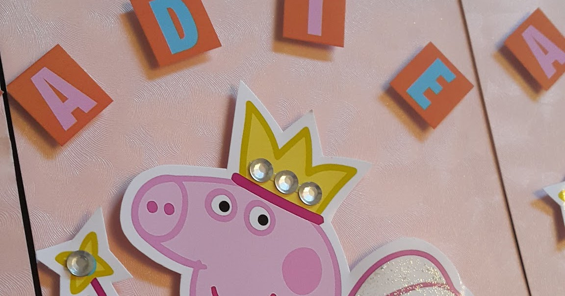 Peppa Pig Party Invitation Invitation For Kiddie Parties