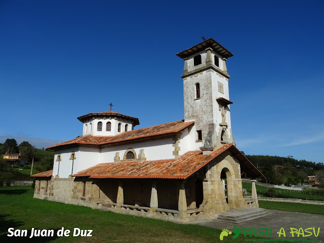 Iglesia de San Juan de Duz