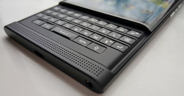 Inikah Tanda-Tanda Kematian BlackBerry Priv?