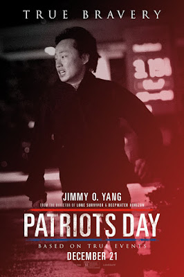 Patriots Day Jimmy O. Yang Poster