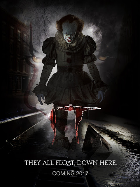 La nueva adaptación de IT, presenta su aterrador trailer
