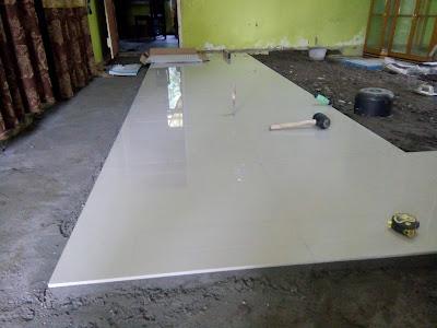 Cara Paling Mudah Memasang Keramik Lantai Semua Ukuran  2