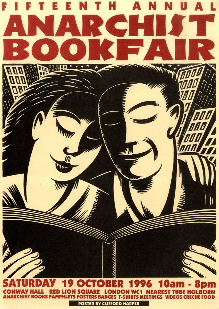 London Anarchist Bookfair 1996