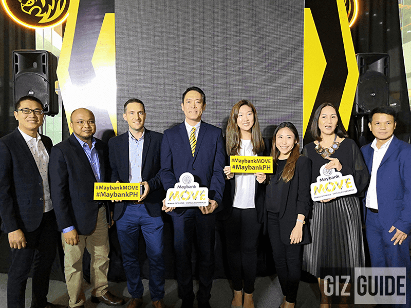 Maybank Philippines launches MOVE to simplify mobile banking