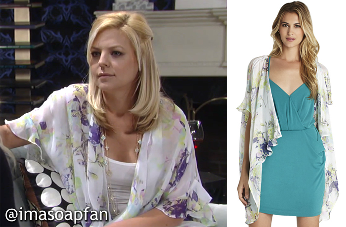 Maxie s dress on general hospital
