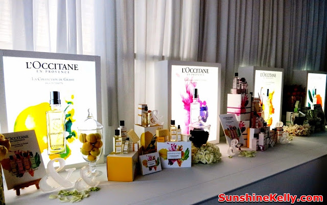 L'Occitane La Collection de Grasse Fragrance, L'Occitane, Fragrance, new products, product launch,