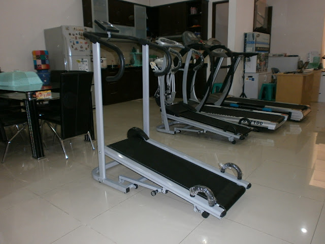 Treadmill Manual Tl 1108 Murah