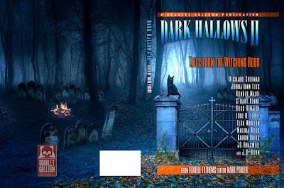 """Dark Hallows II: Tales from the Witching Hour"" Releases 10/25/16"