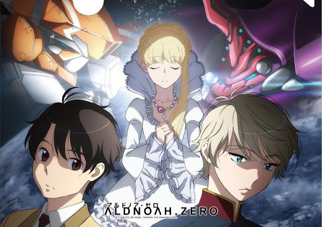 Aldnoah.Zero S1 + S2 Sub Indo Batch Download