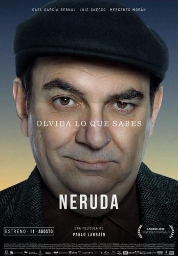 Neruda (2016) [BRrip 720p] [Latino] [Drama]