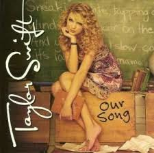 Taylor Swift Our Song Country Music Lyrics