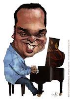 Caricatura de Cesar Orozco