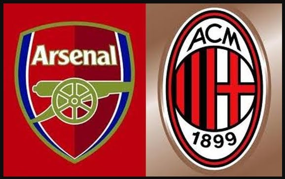 Dove Vedere Arsenal-Milan Streaming Rojadirecta Video Diretta Online | Calcio Champions League