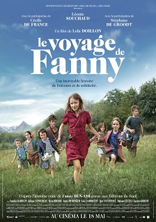 A Viagem de Fanny (2017) Dual Áudio / Dublado BluRay 720p | 1080p – Torrent Download
