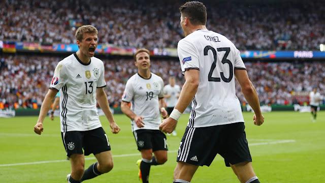 Hasil Prediksi Jerman vs Italia: Menyita Perhatian
