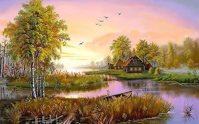 Download Nature Art Wallpaper