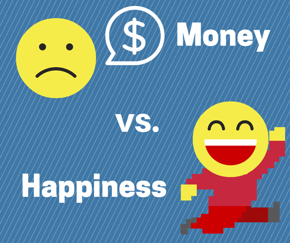 """money or happiness """"we have created a manic world nauseous with the pursuit of material wealth many also bear their cross of imagined deprivation, while their fellow human beings remain paralyzed by real poverty."""