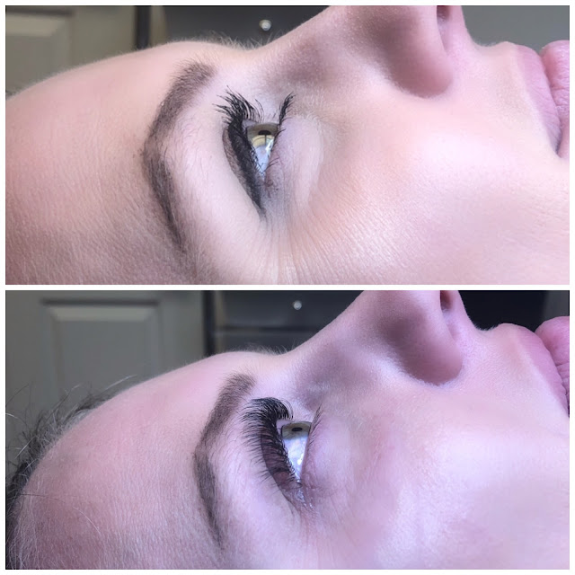 cc7d7fcf710 The Fashionably Late Blonde: Lash Extensions