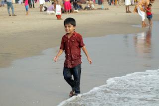 Malayali Peringode, Harshal, Ponnoos, Chavakkad Beach, Blangad