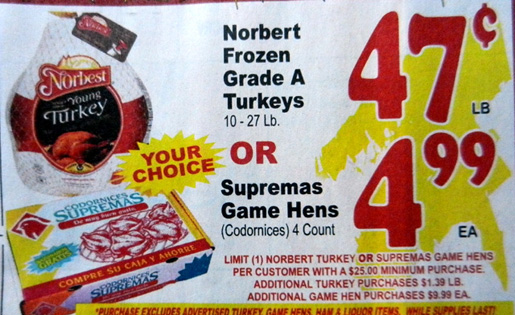 Turkey Dinners To Go In Delray Beach Fl
