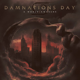"Damnations Day - ""A World Awakens"" (album)"