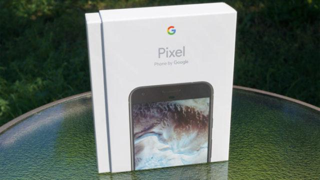 Google-Pixel-en-la-caja-640x360 The Google Pixel dethroned the iPhone 7 during Black Friday Technology