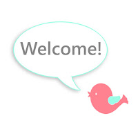 Welcome Bird Logo by casamagubako.com