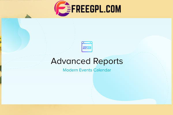 MEC Advanced Reports Add-on Free Download