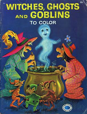 Ghosts and Goblins by Wilhelmina Harper